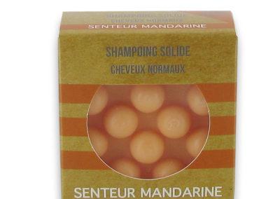 Cheveux normaux - Senteur Mandarine