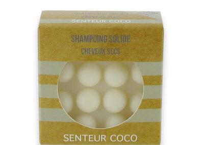 Cheveux secs - Senteur Coco