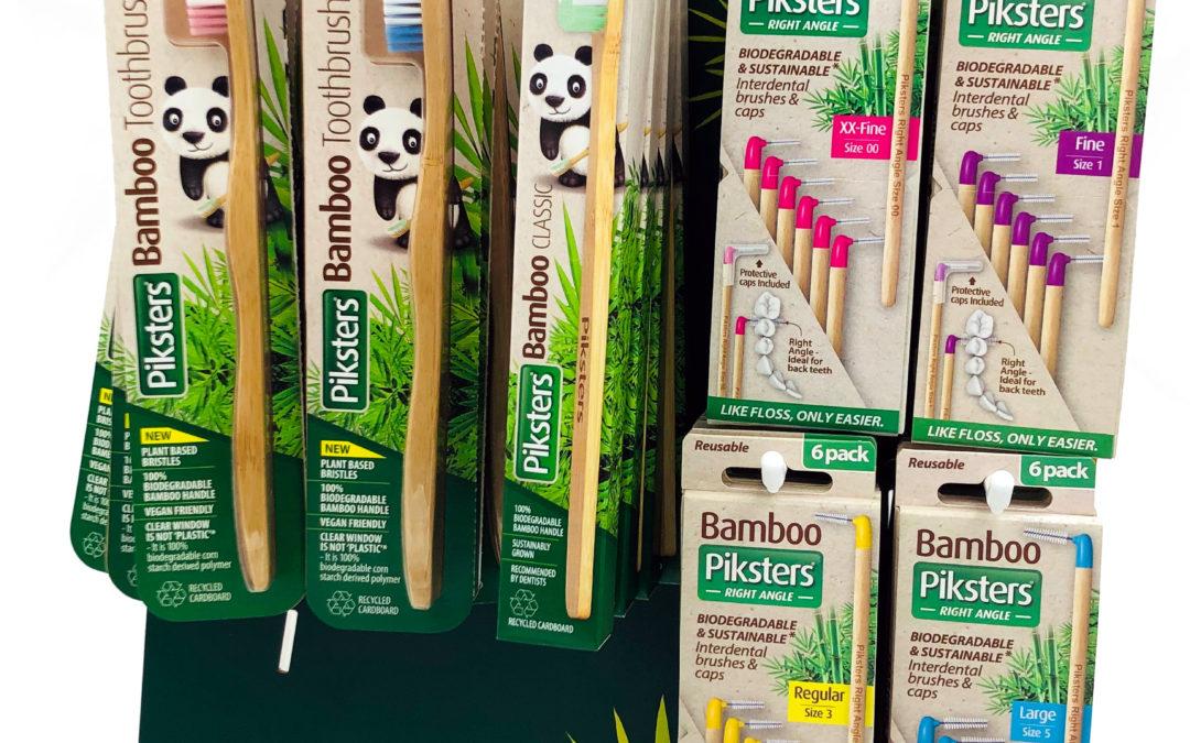 Brosse à dents Bambou et brossettes interdentaires