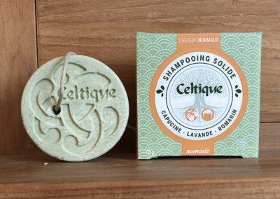 Le celtique, shampoing solides BIO