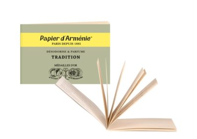 papier arménie tradition
