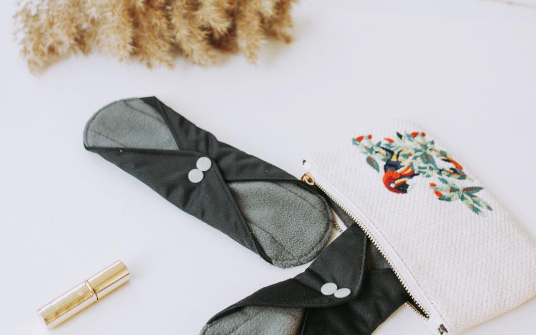 Serviettes hygiéniques lavables, une vraie alternative aux tampons et serviettes classiques