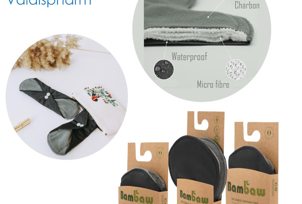 Serviettes hygiéniques réutilisables : Écologiques et économiques